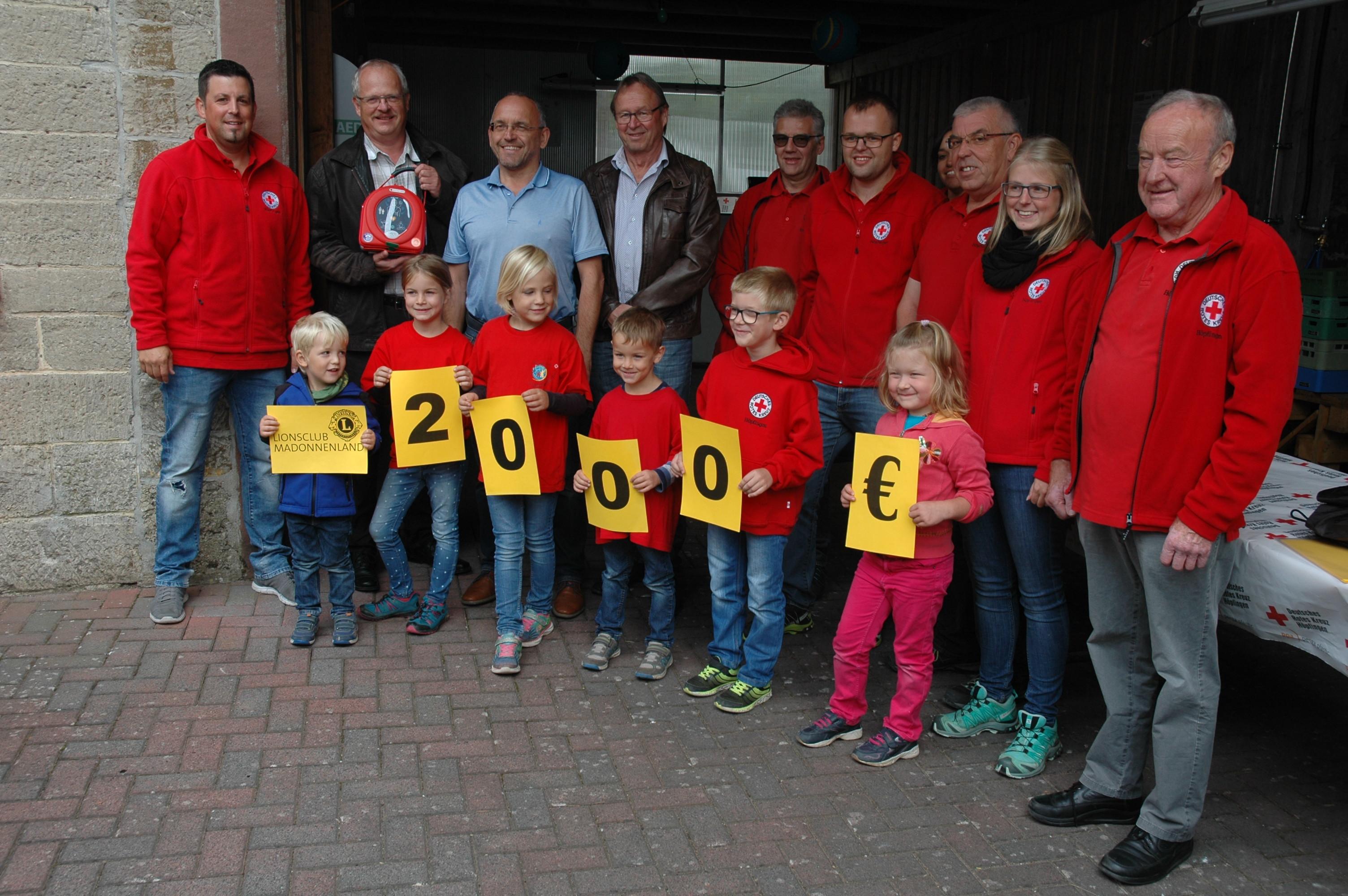 Pressemitteilung Lions Club Madonnenland, Verfasser: Adrian Brosch